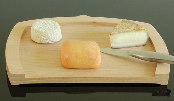 planche à découper plateau de fromages
