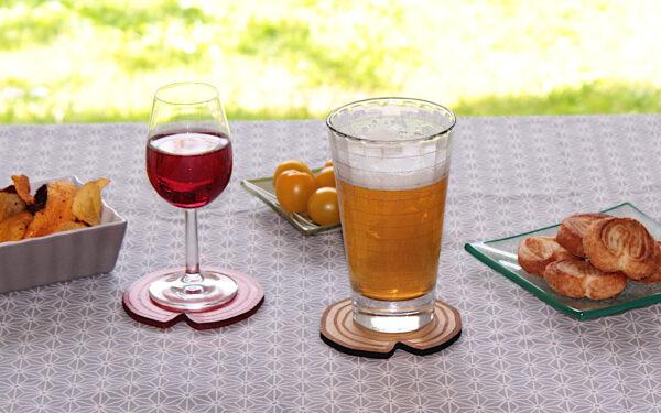 sous-verres BoiSign apéro